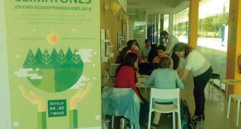 Impact4C como Local Partner en el Climatón de Sevilla