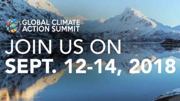 'Global Climate Action Summit' – San Francisco 12-14 sept 2018